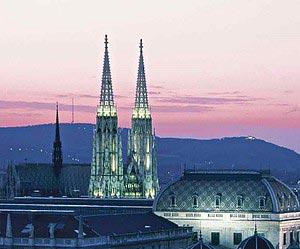 Gaumenfreuden über den Dächern von Wien