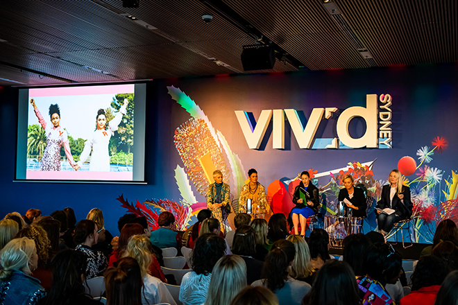 Vivid Ideas key speakers