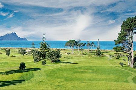 golf auckland