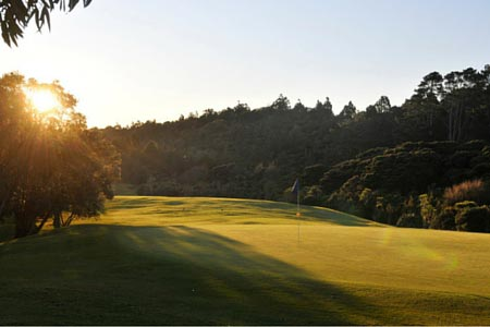 Waitakere Golf Club Auckland
