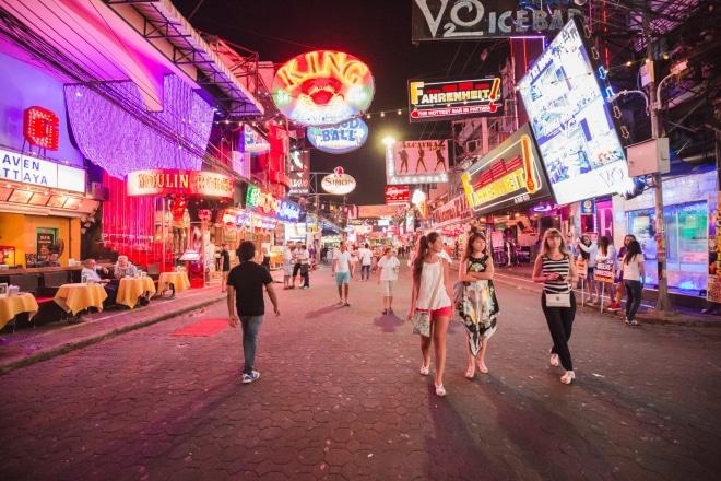 Thailand pattaya nightlife in Pattaya Nightlife: