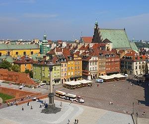 Odkryj Hotele w Warszawa
