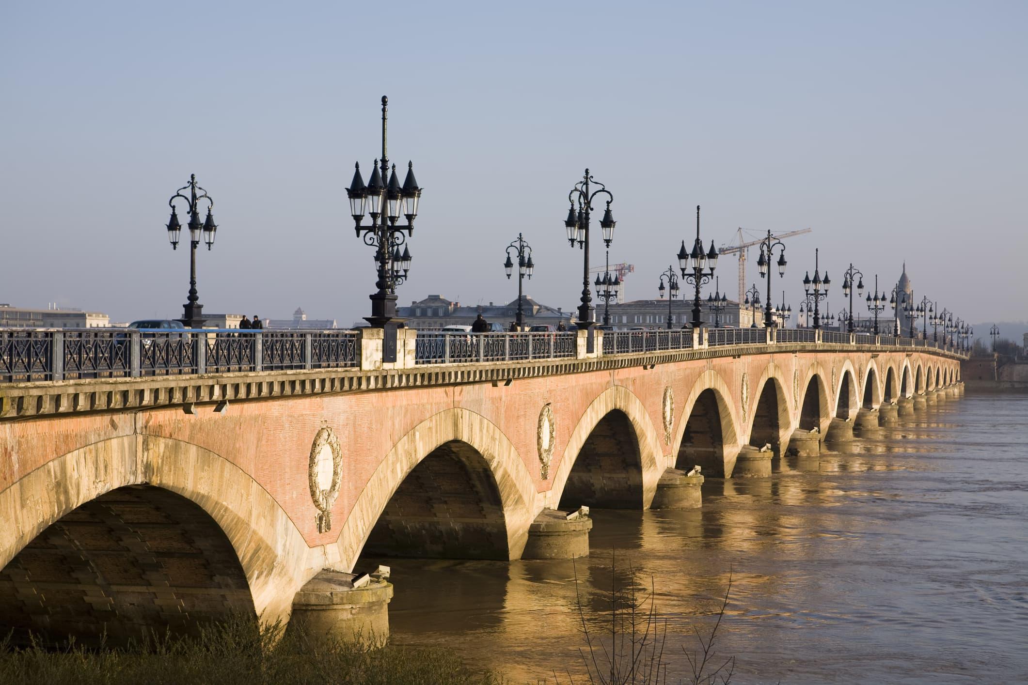 Hiver à Bordeaux