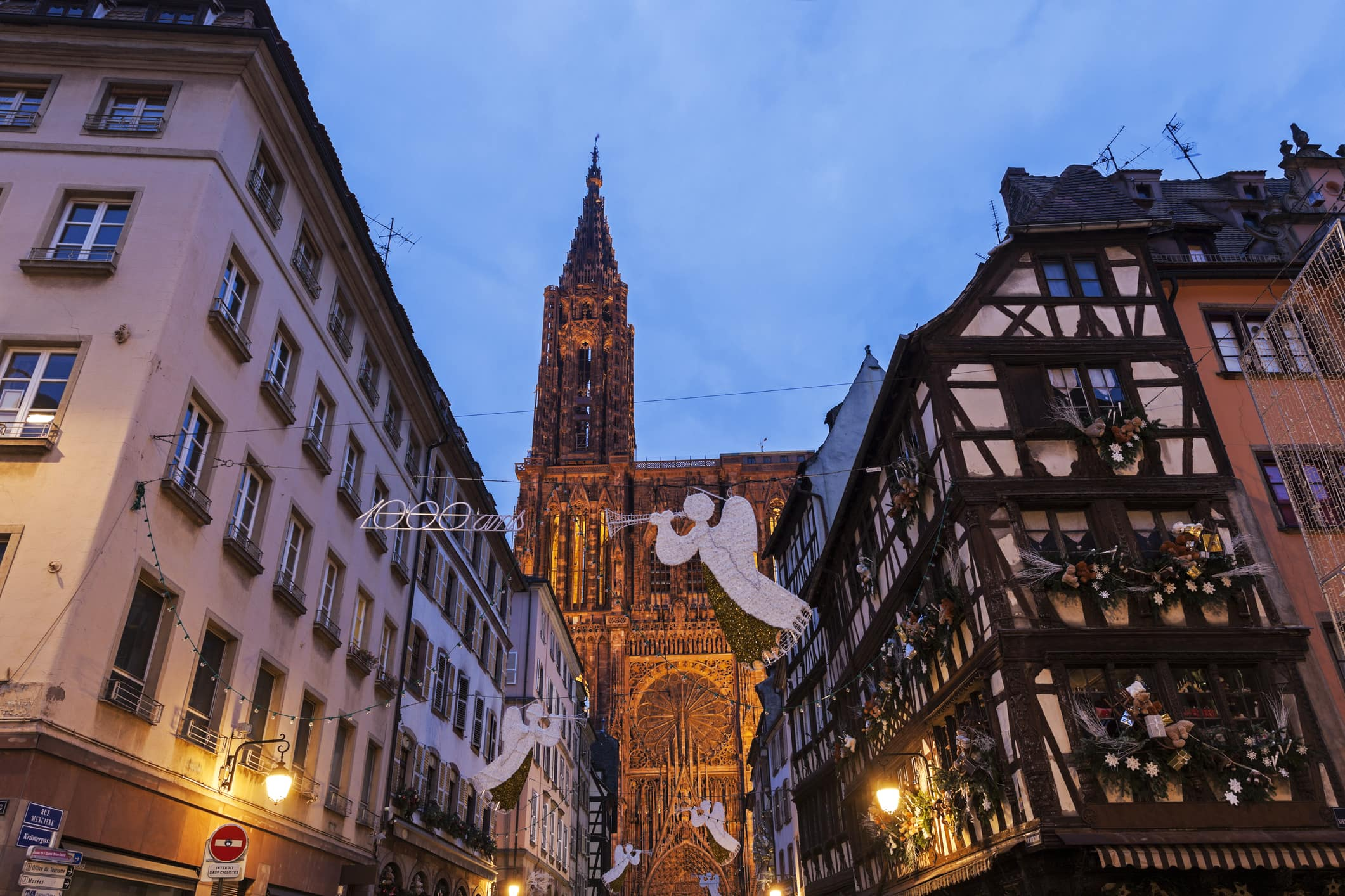 architecture de la vieille ville