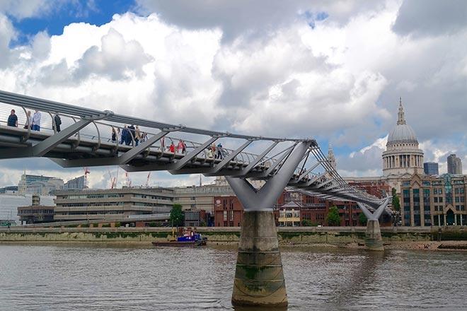 Wobbly Bridge