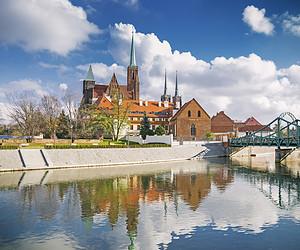 Wrocław – miasto mostów i krasnali