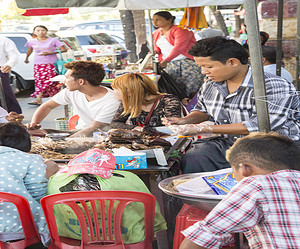 Discovering the Best Restaurants in Yangon