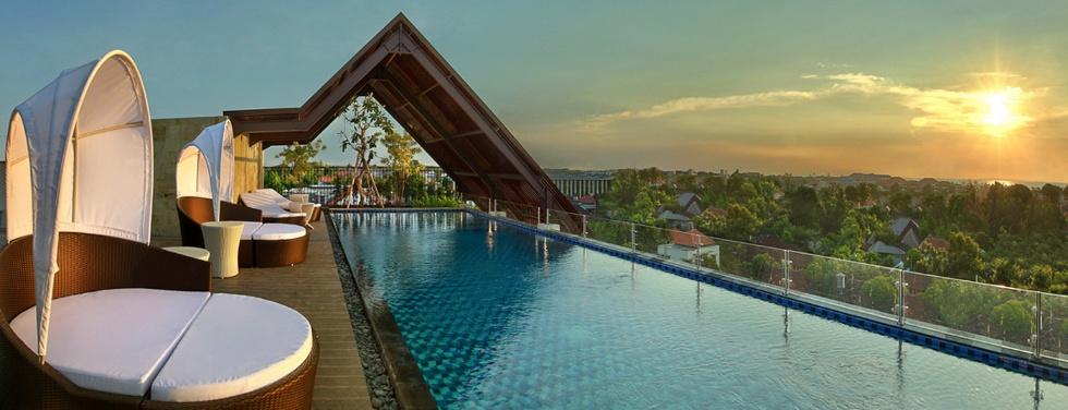 Special Opening Offer New Ibis Bali Legian Street Hotel Room Breakfast Wifi