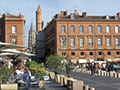 Europe - Toulouse hotel - France