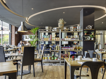 Restaurant - Novotel Paris East