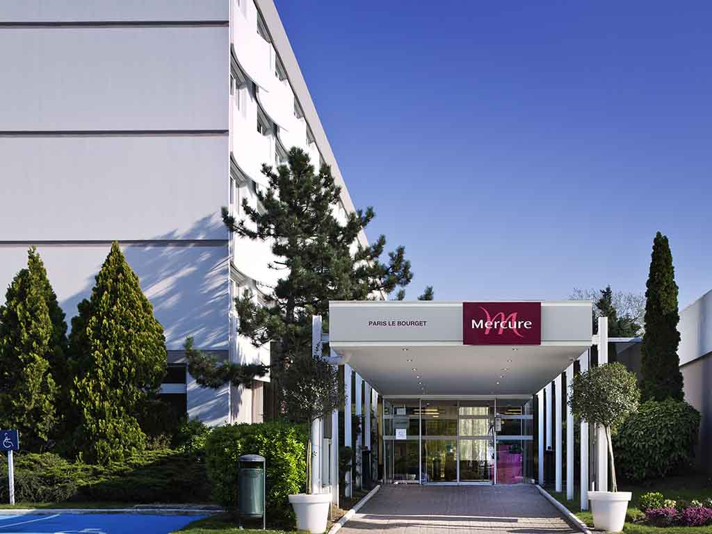 Appart city confort le bourget blanc mesnil ex park for Appart hotel kyriad