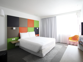 Rooms - ibis Styles Nancy Sud (ex Novotel)