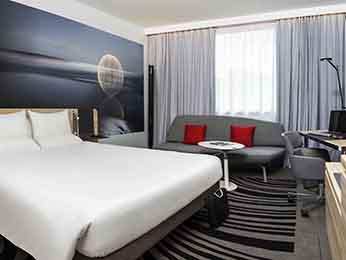 Hotel Novotel Le Lac Limoges
