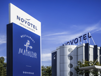 Hotel Novotel Sud Valence