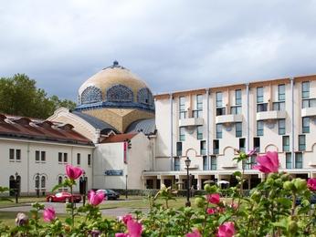 Hotel Mercure Vichy Thermalia Vichy