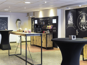 Meetings - Novotel Brussels Airport