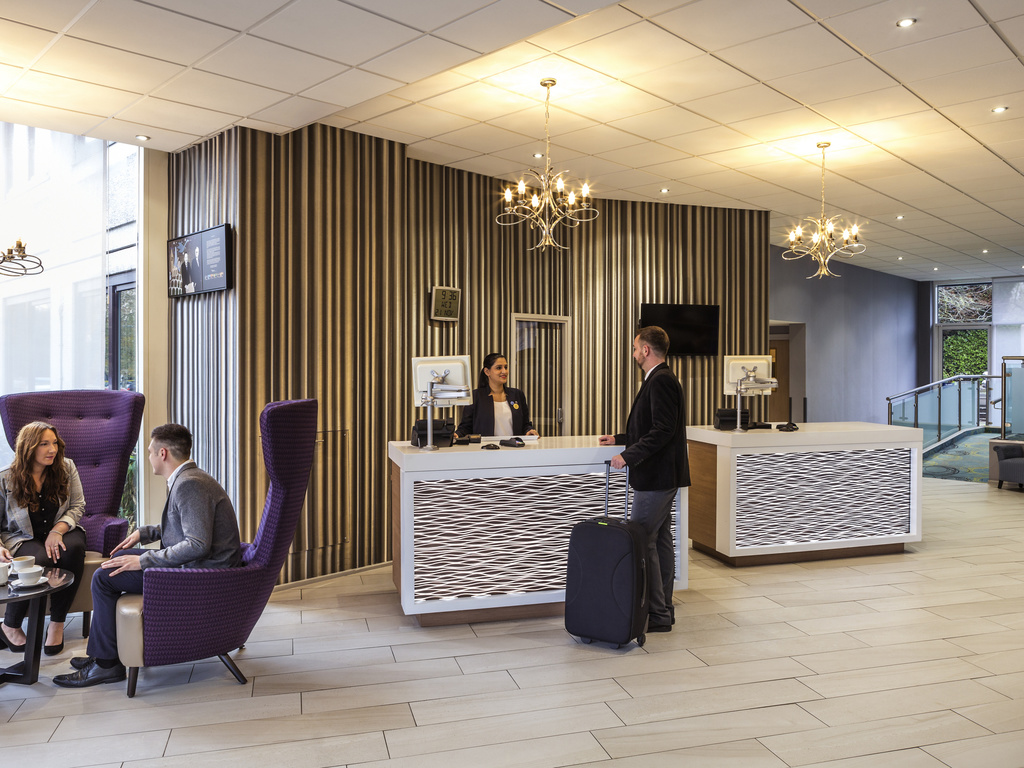Check in and relax at Novotel Coventry M6/J3 hotel, just 10 minutes' drive from the city centre and close to the Ricoh Arena. Your bright, airy room gives you and the family plenty of space to stretch out, and the kids can have fun in the outdoor playground. Breakfast on the terrace, from our lavish hot buffet, will get your day off to a sunny start at Novotel.