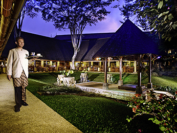 Ristorante - Novotel Bogor Golf Resort and Convention Center