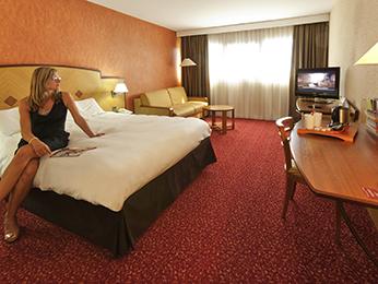 Hotel Mercure Ile de Nantes Nantes