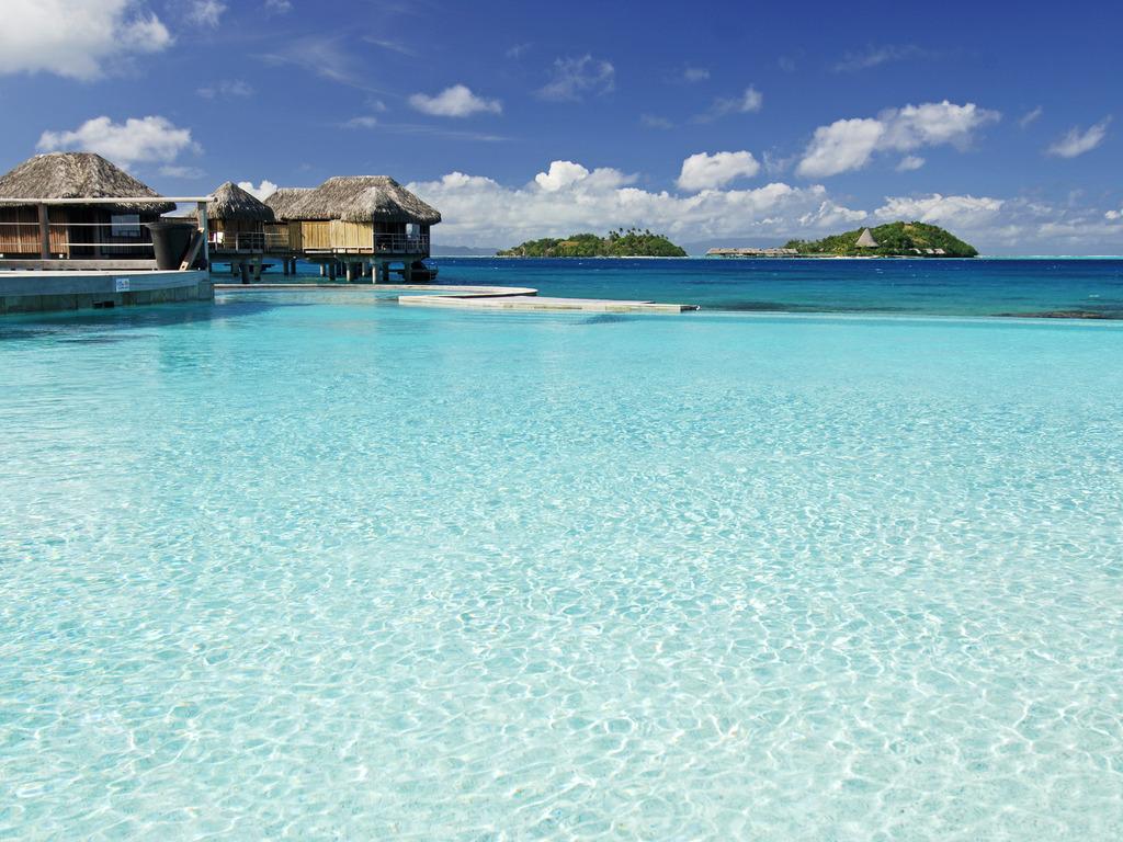 波拉波拉岛marara索菲特海滩度假村