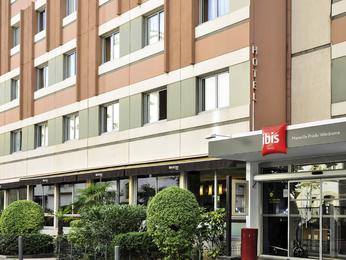 Hotel Ibis Marseille Prado Marseille