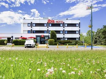 Hotel Ibis Mulhouse Ile Napoléon Sausheim