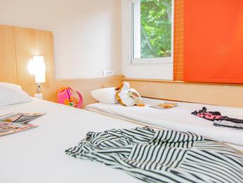 Hotel Ibis Mulhouse Ile Napol�on Sausheim