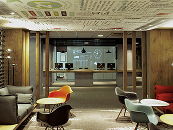 Hotel Ibis Paris Porte d'Orléans Montrouge