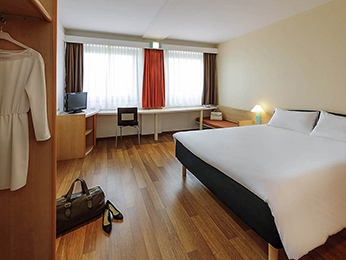 Rooms - ibis Berlin Messe