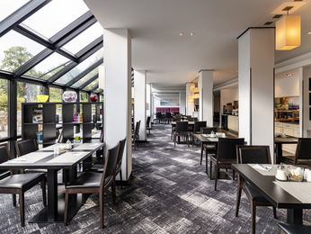 레스토랑 - Mercure Hotel Koeln West