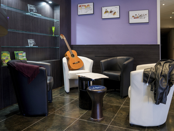 Hotel - ibis Styles Rennes Centre Gare Nord