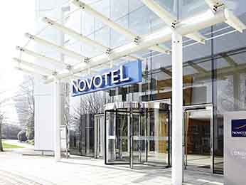 Destination - Novotel Londres Ouest