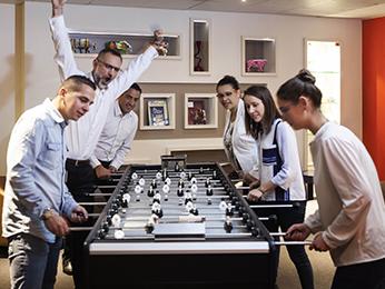 Hotel Novotel Paris La Défense