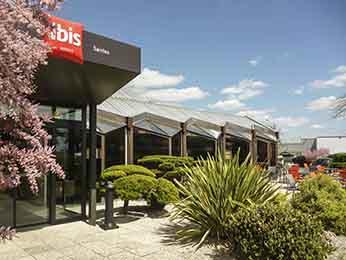 Hotel ibis Saintes Saintes