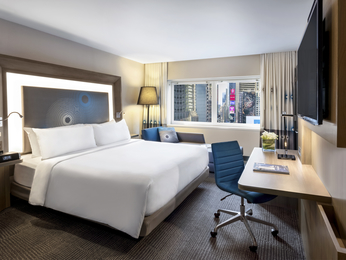 Rooms - Novotel New York Times Square