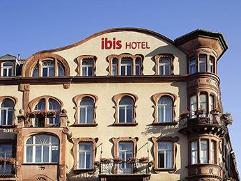 Hotel Ibis Centre Gare Metz
