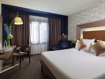 Hotel Novotel Paris Les Halles Paris
