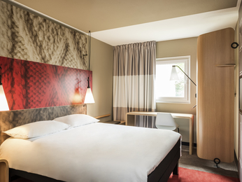 Rooms - ibis London Heathrow Airport
