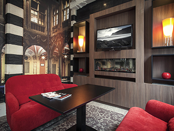 Bar - Mercure Lille Zentrum Grand Place Hotel