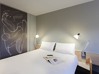 Chambres - ibis Bourges