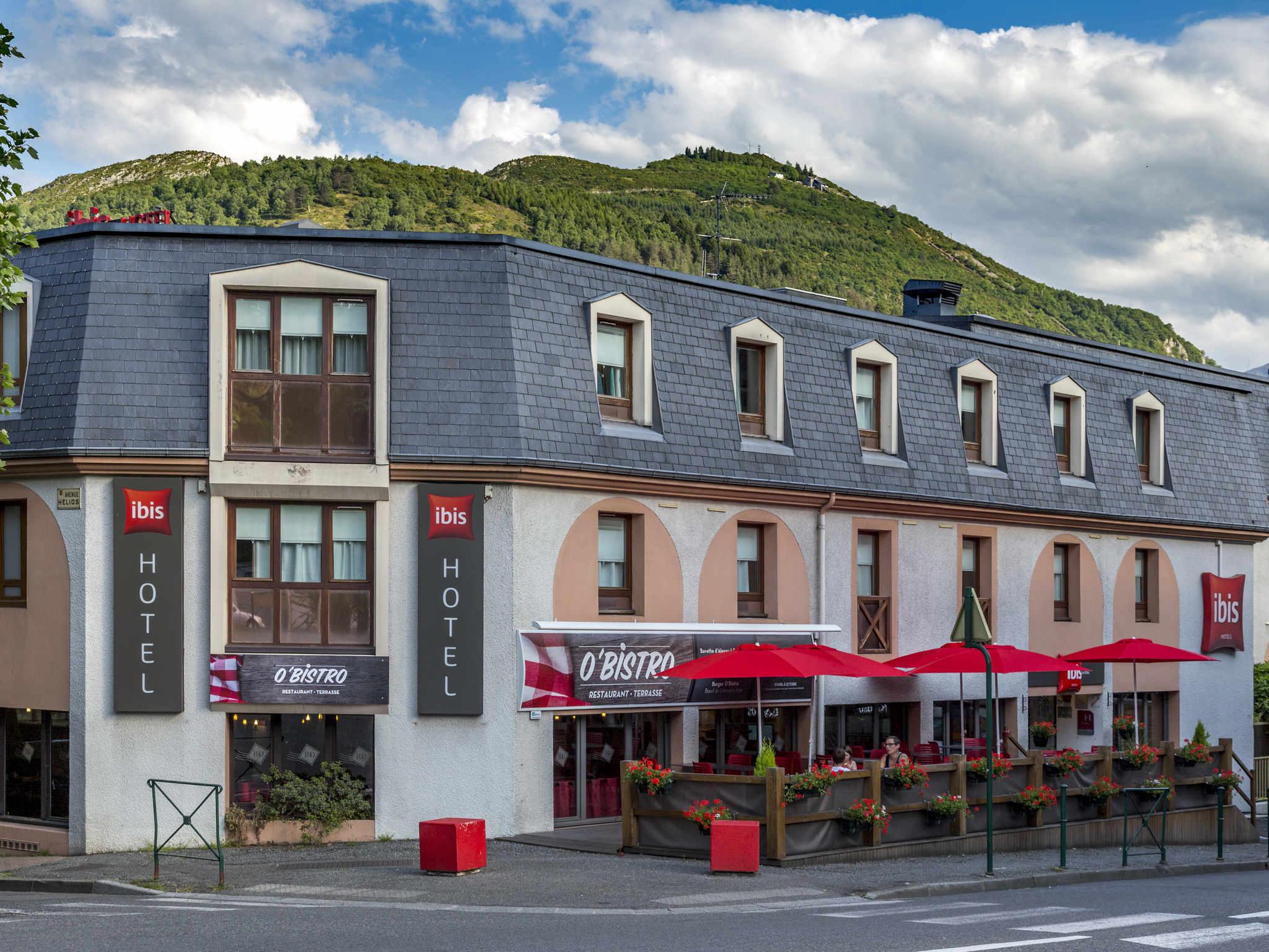 H Tel De Charme Lourdes Centre Ville Trayectorio