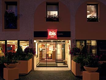 Hotel ibis Lourdes Centre Gare Lourdes