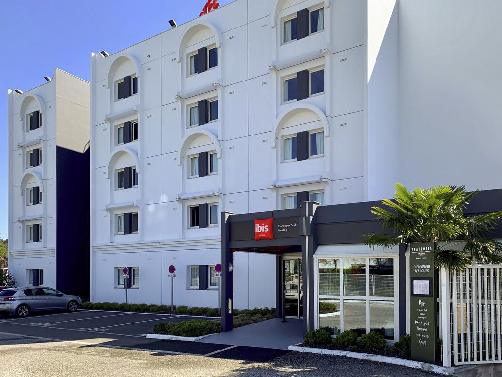 Premiere classe bordeaux sud pessac becquerel pessac for Appart hotel ibis