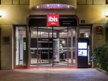 Hotel Ibis Centre Gare Sud Nantes