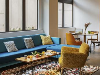 hotel mercure paris montparnasse. Black Bedroom Furniture Sets. Home Design Ideas