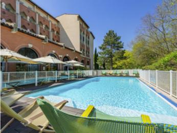 H tel toulouse novotel toulouse centre compans caffarelli for Aparthotel londres centre