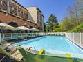호텔 Novotel Toulouse Centre Compans Caffarelli