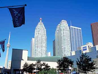 Destino - Novotel Toronto North York
