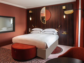 Rooms - Sofitel Paris la Defense