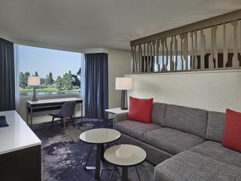 Hotel In Redwood City Pullman San Francisco Bay
